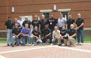 June 2010 Level III class photo