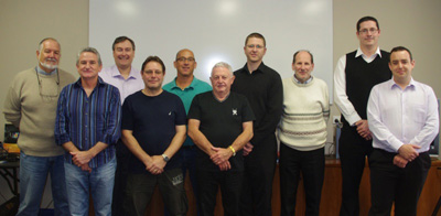 Level III Class Attendees